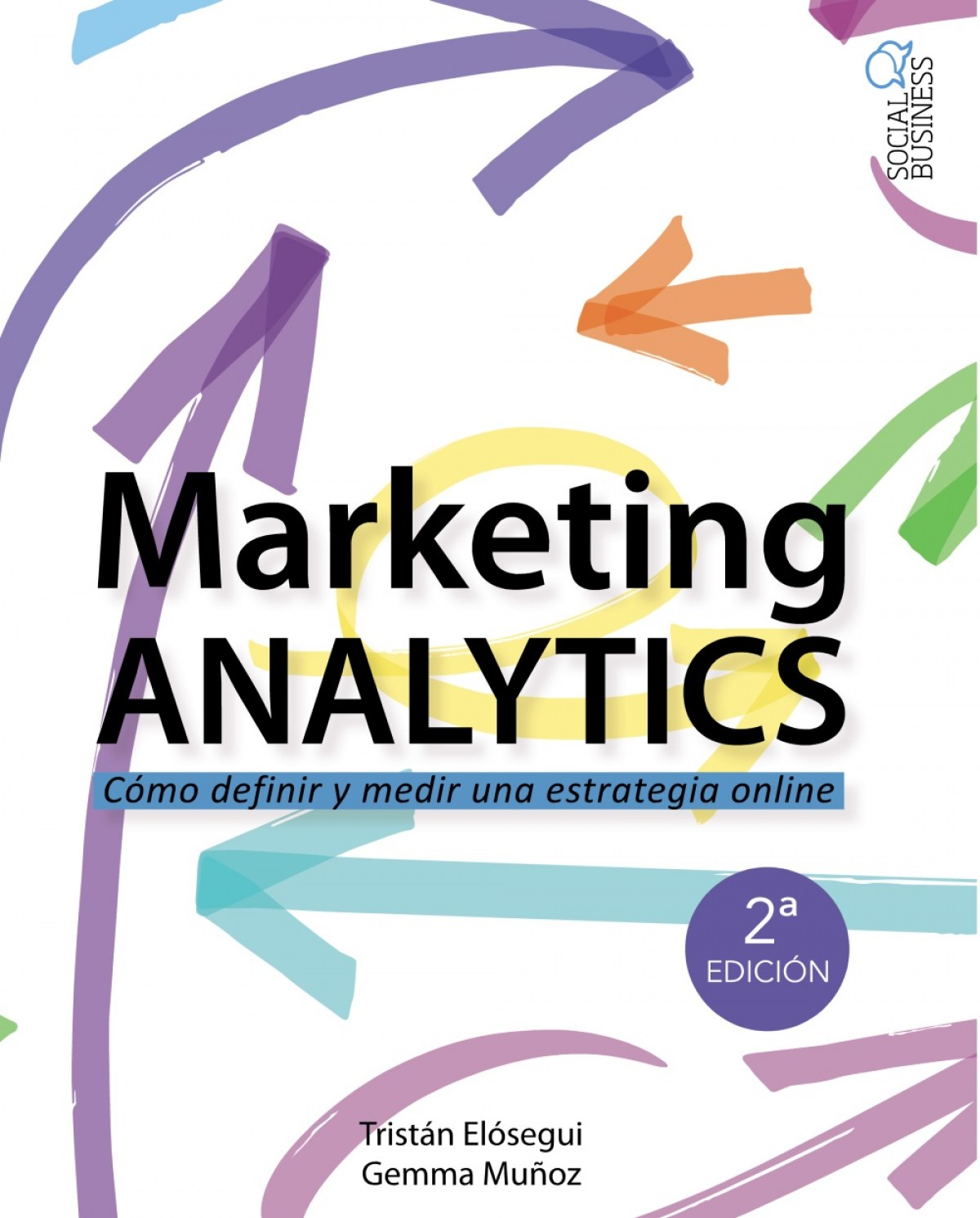 Marketing analytics 9788441537095