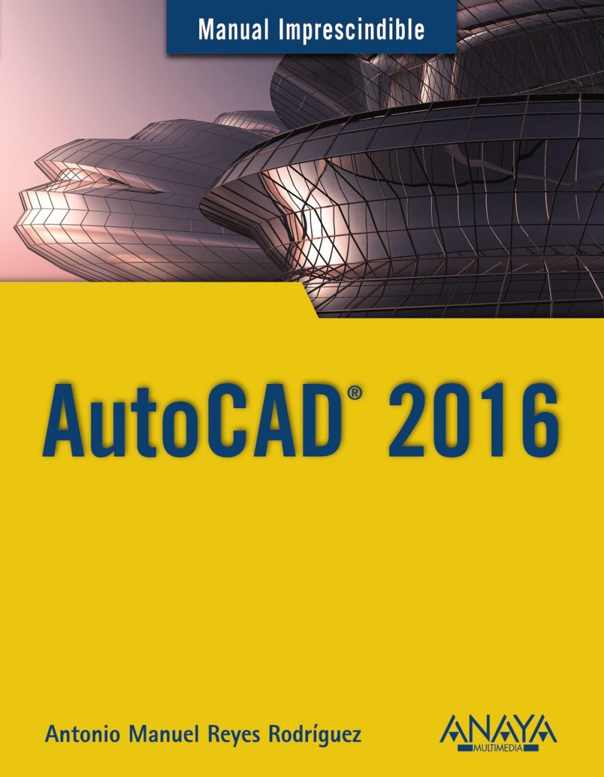 Autocad 2016 9788441537231