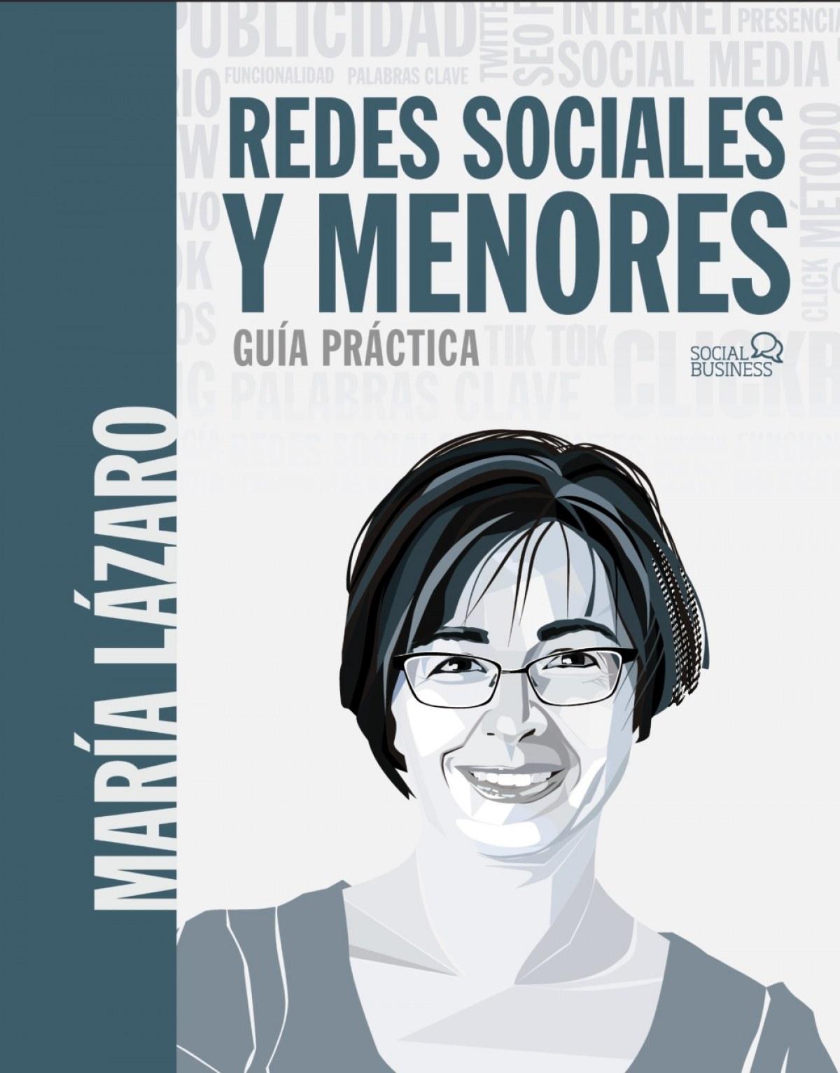 Redes sociales y menores. Guía práctica