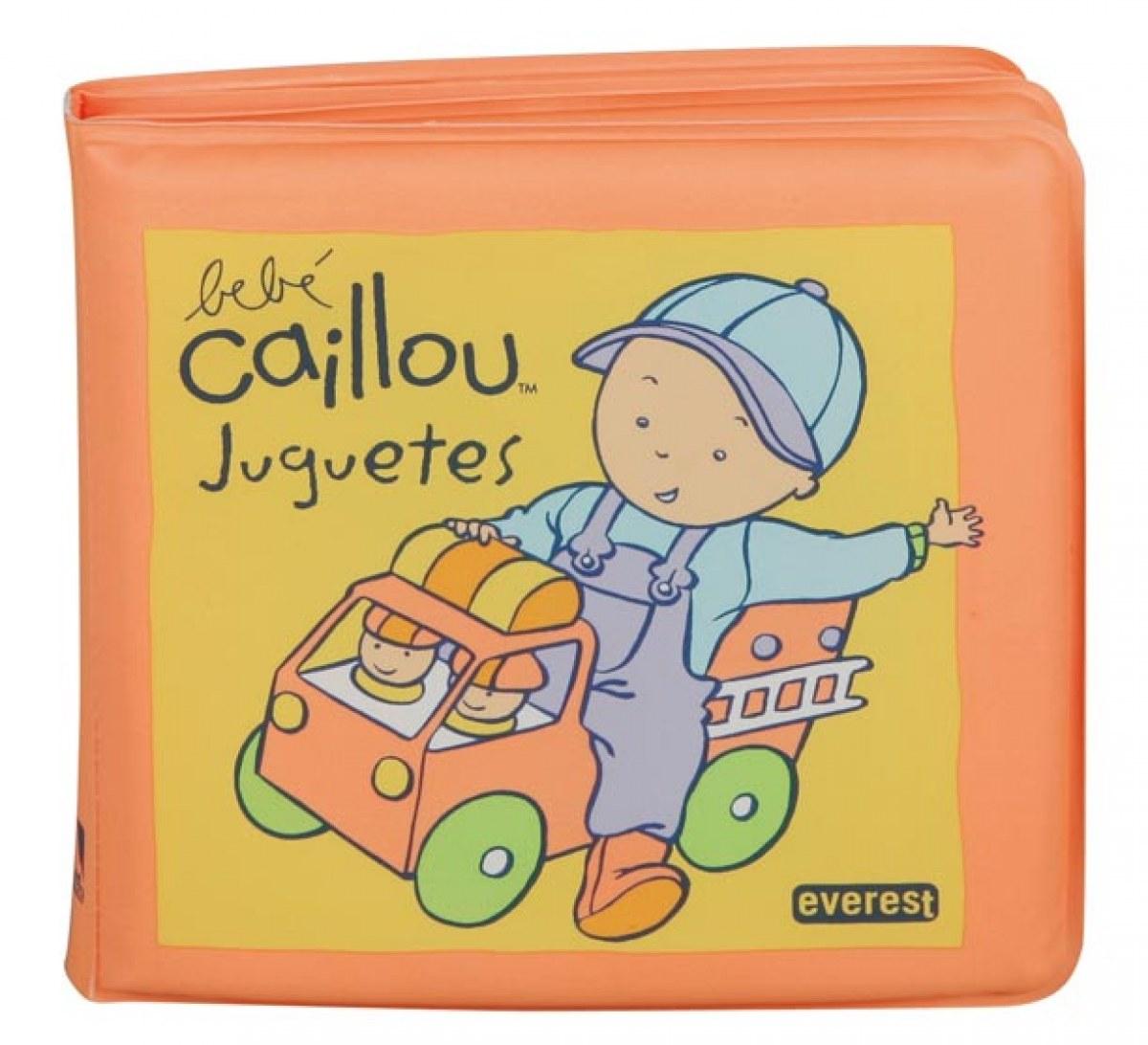 Caillo En El Bano.Bebe Caillou Juguetes Libro Para Bano Aa Vv Imosver