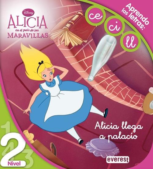 Alicia en el país de las Maravillas. Alicia llega a palacio. Lectura Nivel 2 62f231913cb
