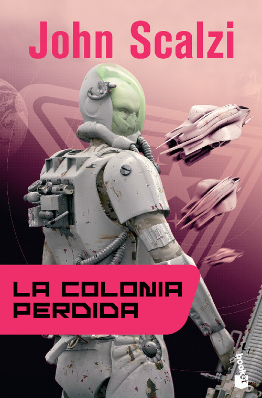 LA COLONIA PERDIDA 9788445000564