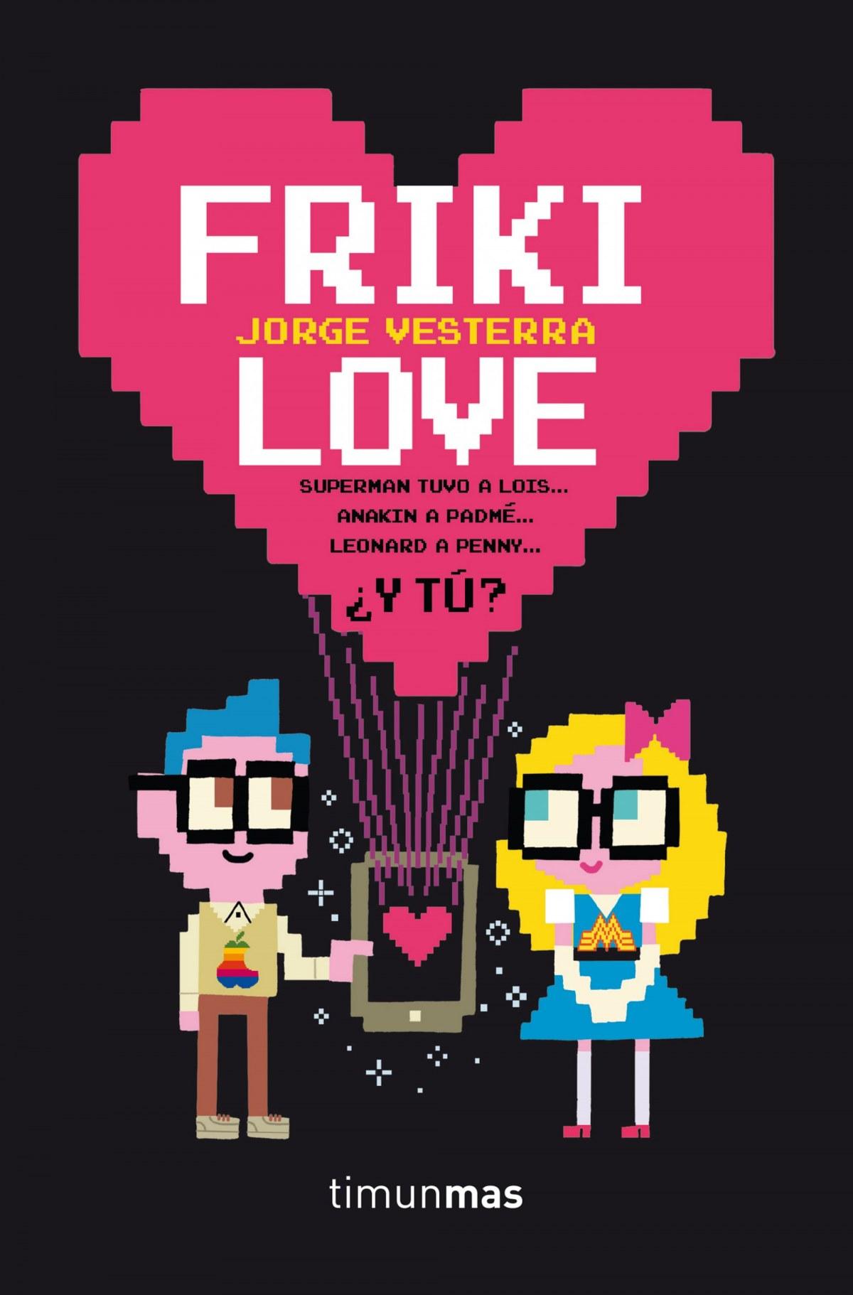 Friki love 9788445002360