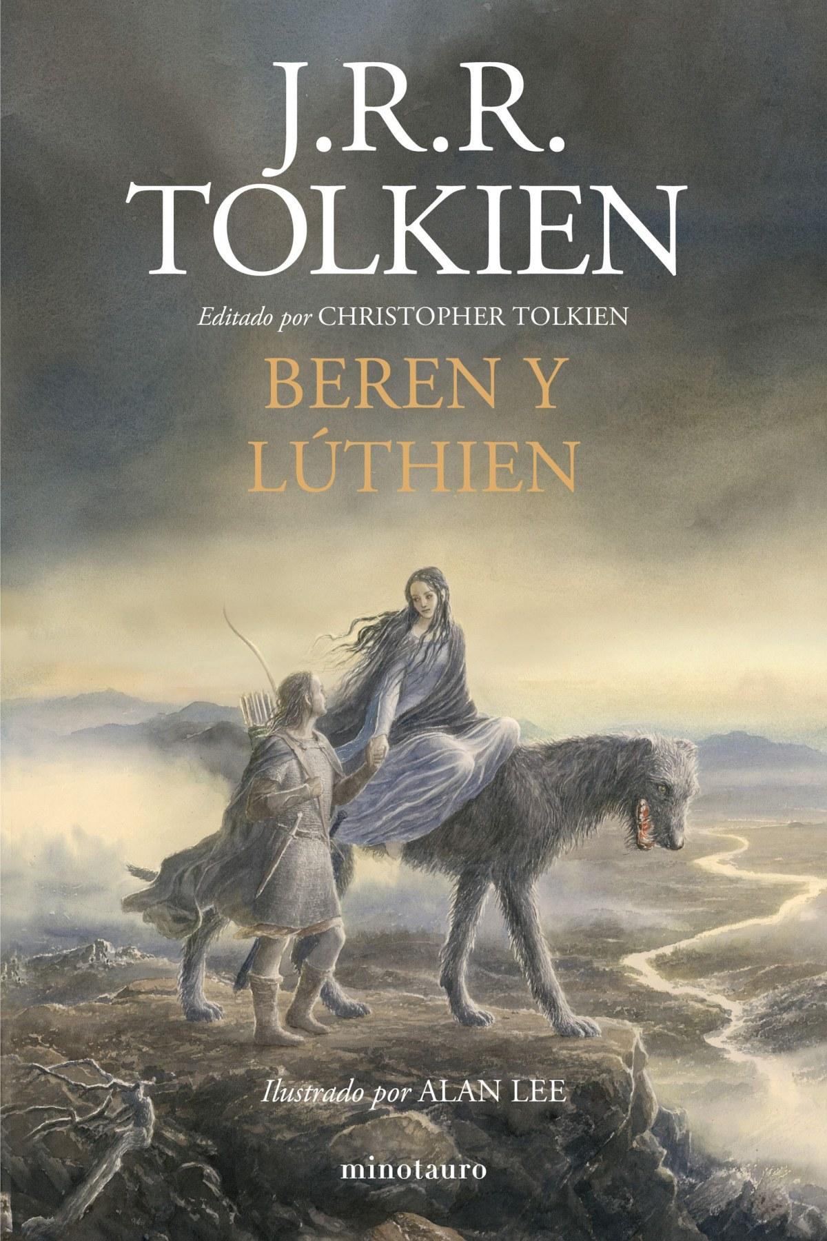 BEREN Y LUTHIEN 9788445005064