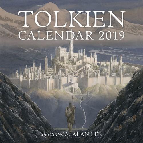 Calendario Zaragozano 2020.Calendario Tolkien 2019 Libreria Didot