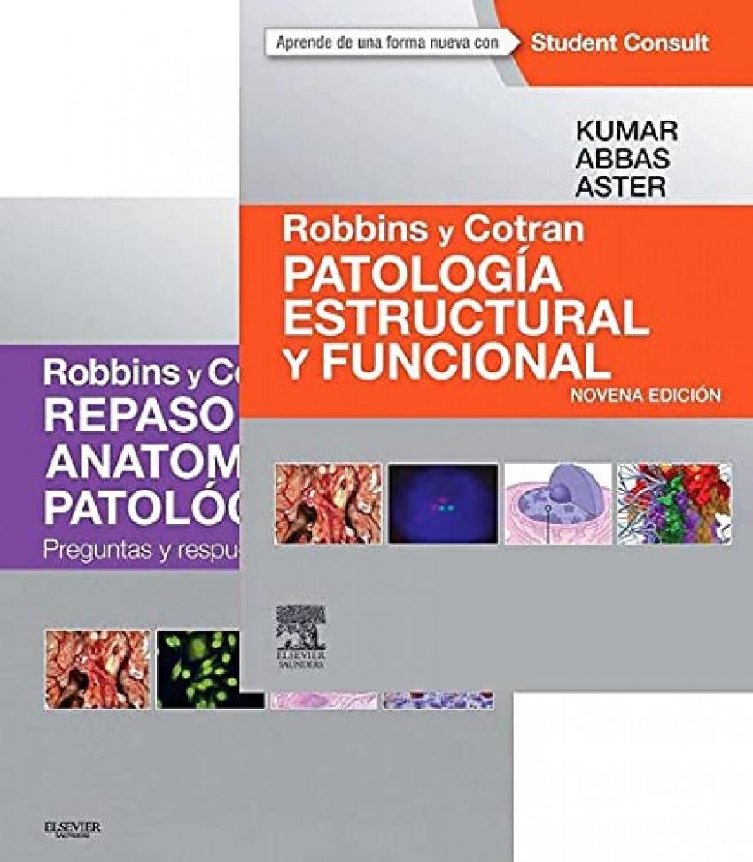 Lote Robbins y Cotran. Repaso de anatomía patológica + Robbins y Cotran. Patolog
