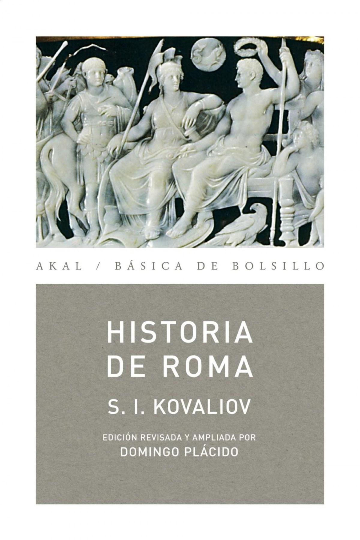 Historia de roma 9788446028222