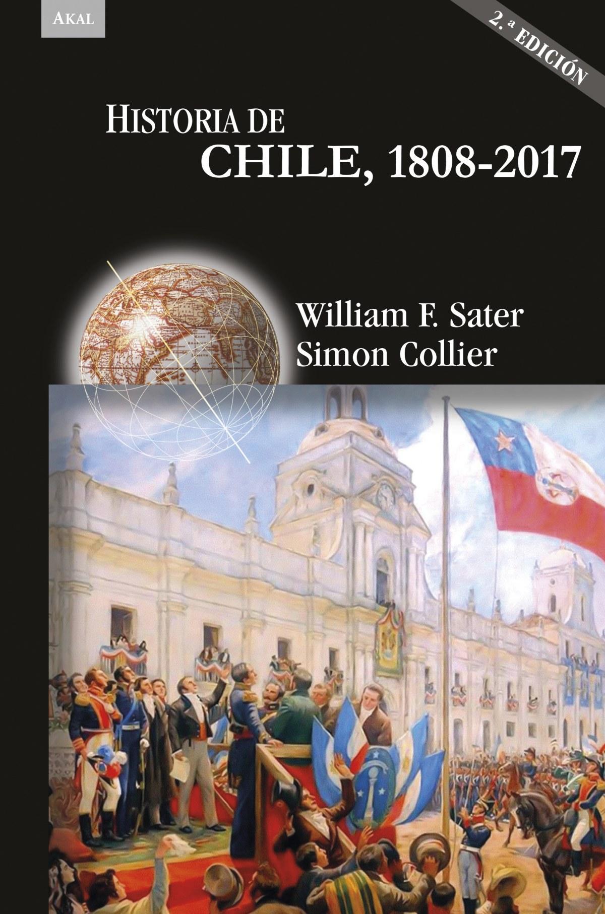 HISTORIA DE CHILE 1808-2017 9788446045304