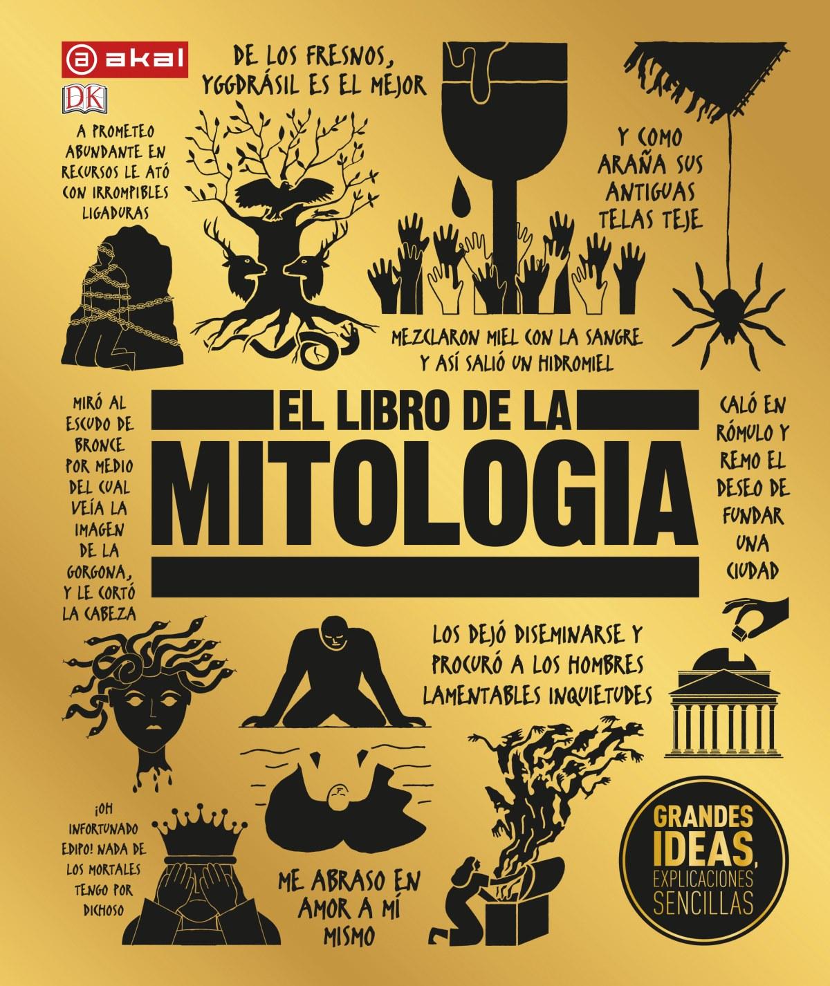 EL LIBRO DE LA MITOLOG-A 9788446046974