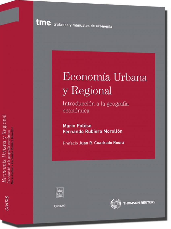 Economia urbana y regional: Introducción a geografia económica