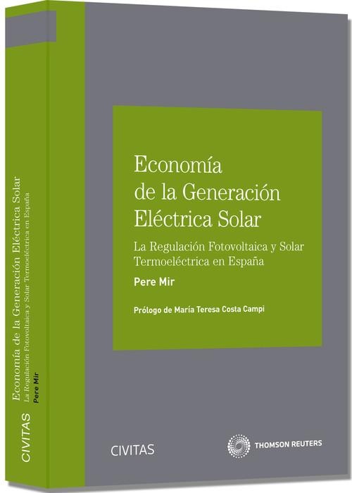 Economía de la Generación Eléctrica Solar