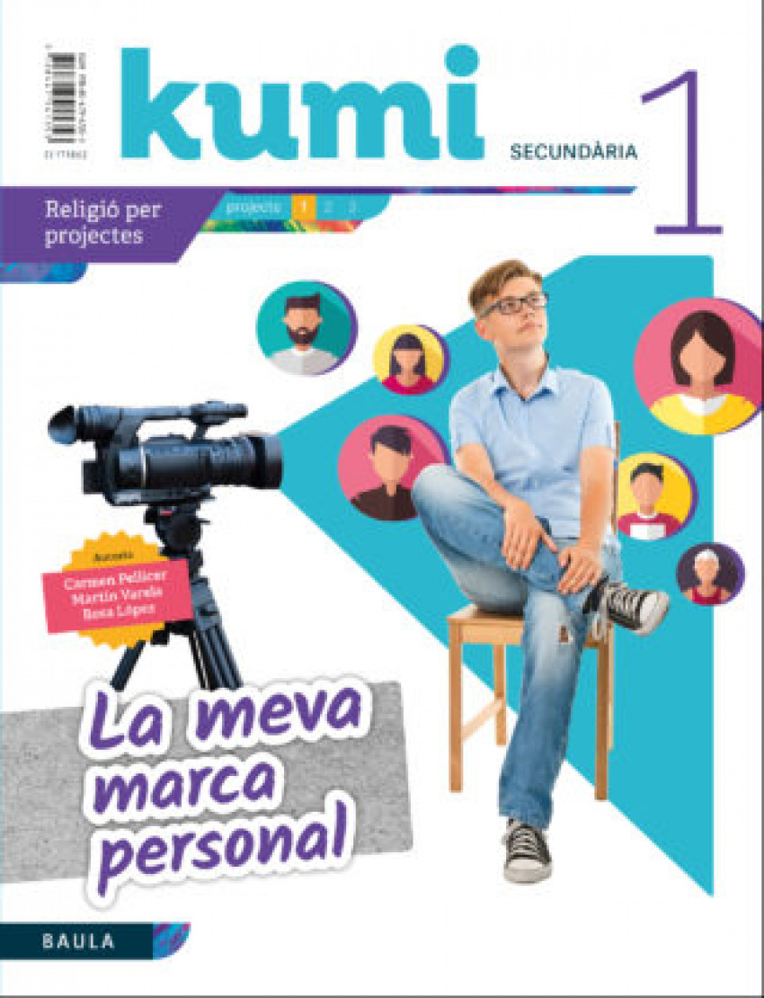La meva marca personal 1r ESO Projecte Kumi
