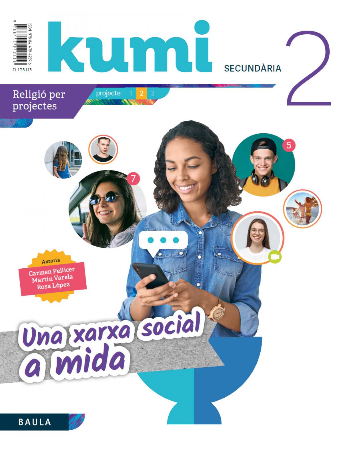 Una xarxa social a mida 2n ESO Projecte Kumi