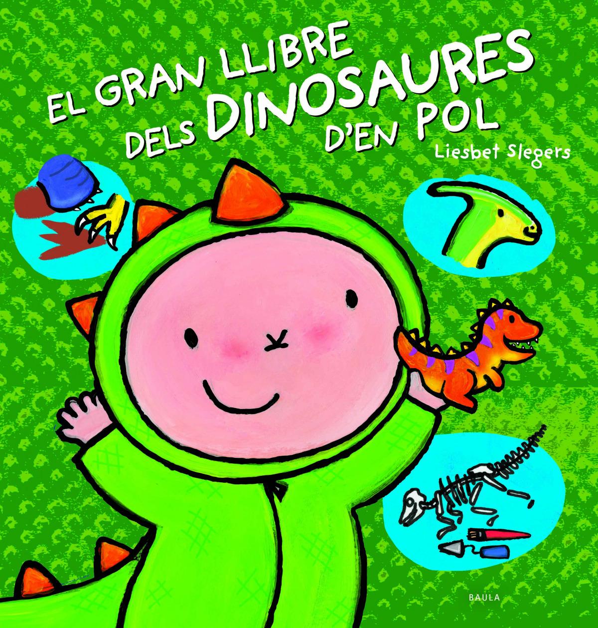 El gran llibre dels dinosaures d'en Pol