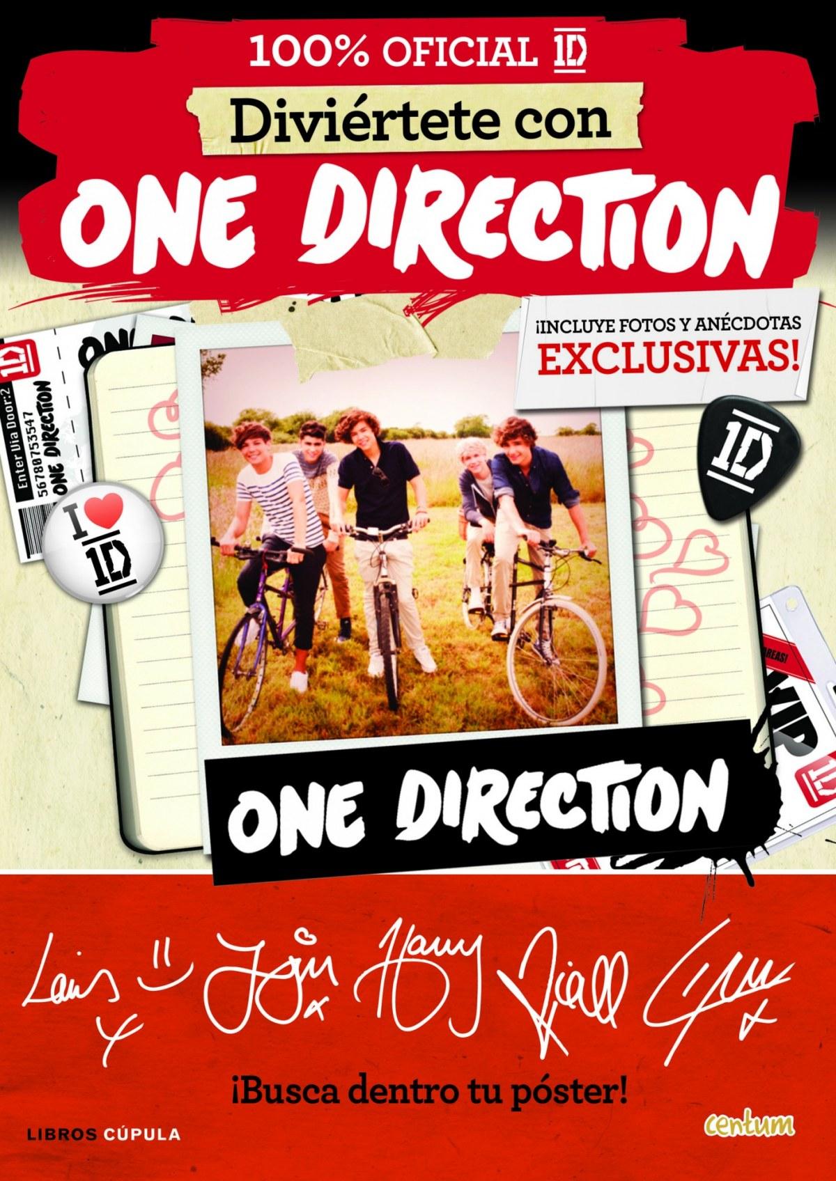 Diviertete con One Direction