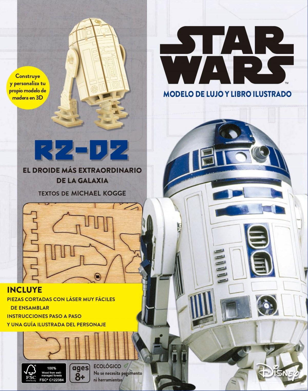 El droide más extraordinario de la galaxia