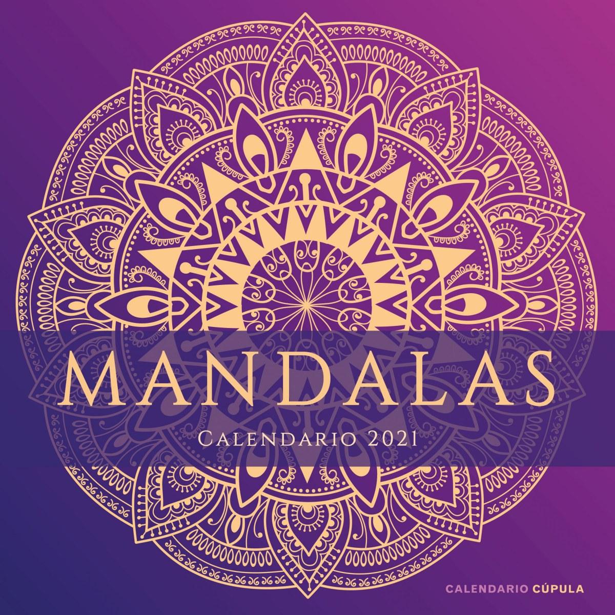 Calendario Mandalas 2021
