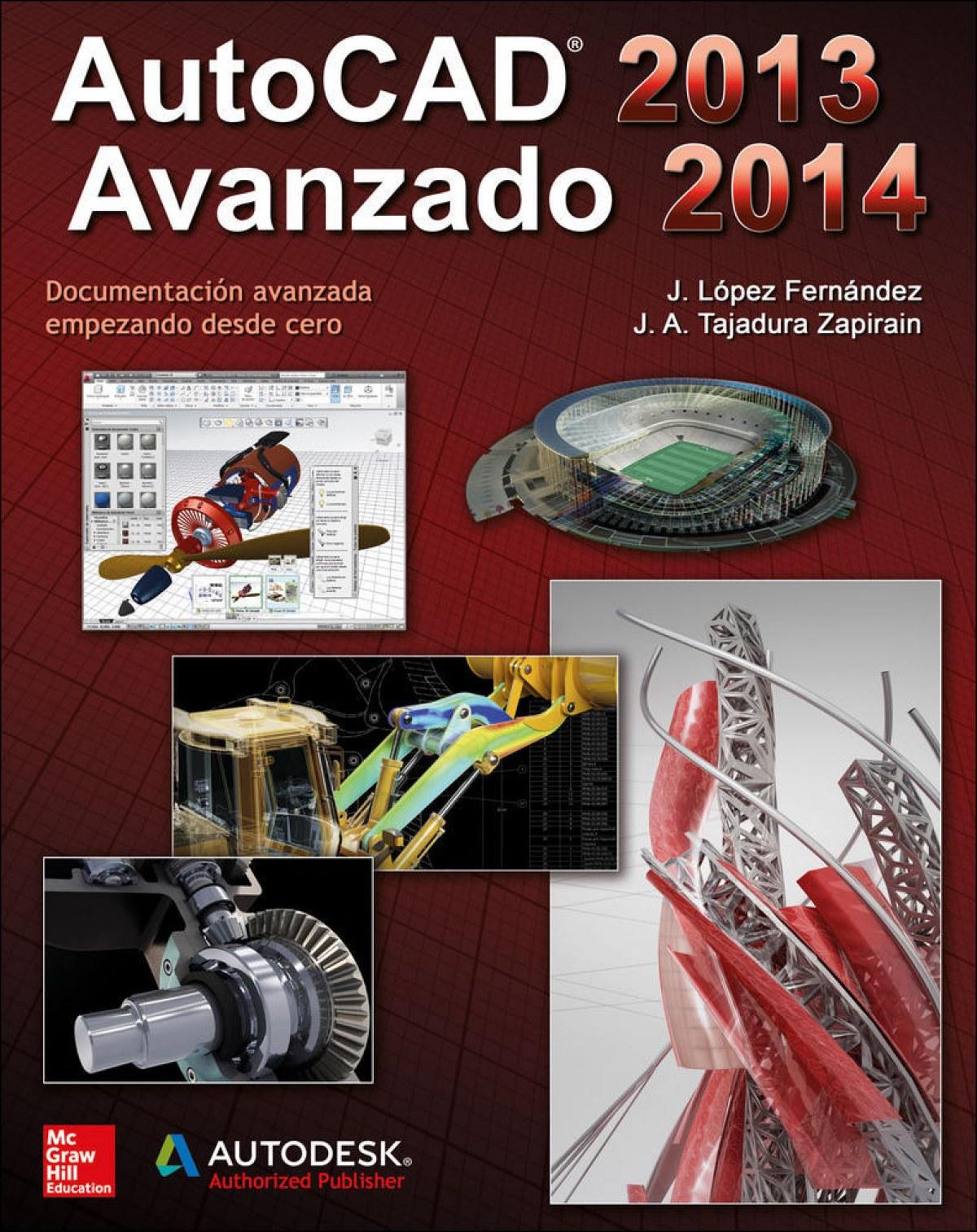 Autocad avanzado 2013-2014 9788448175344