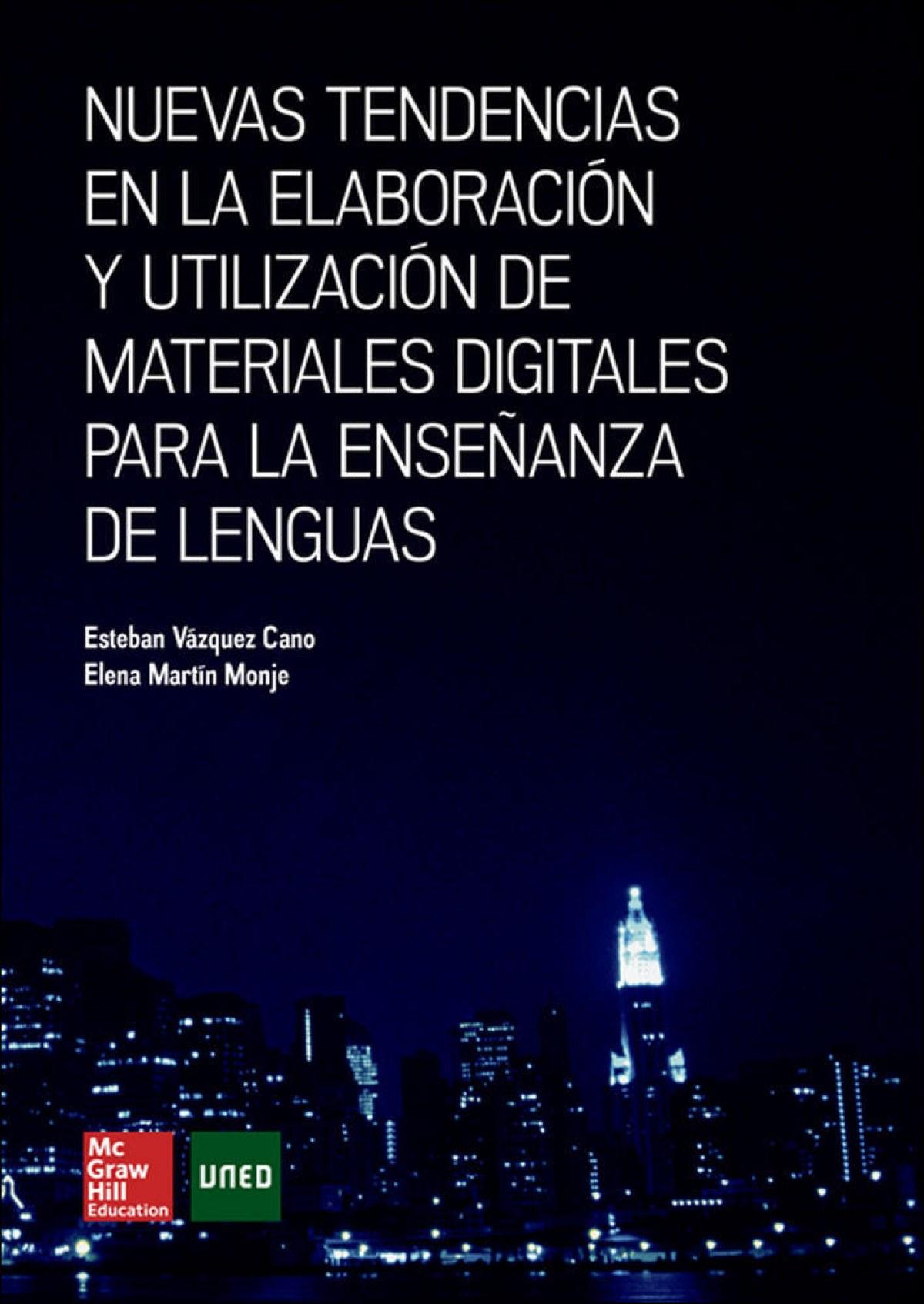 Nuevas tendencias en la elaboración de materiales digitales para la enseñanza de lengu