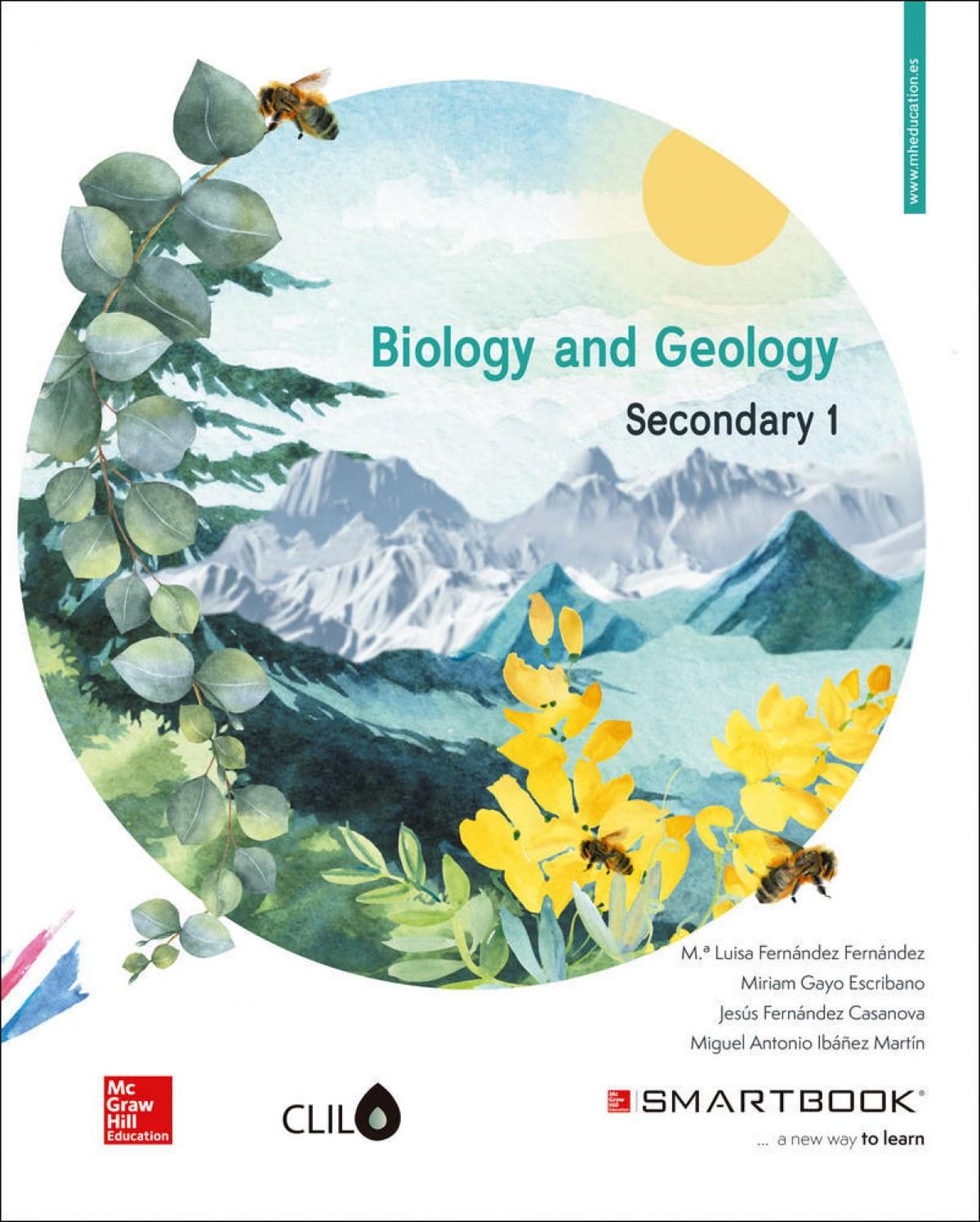 BIOLOGY AND GEOLOGY 1ºESO. (+SMARTBOOK). NOVA 2019