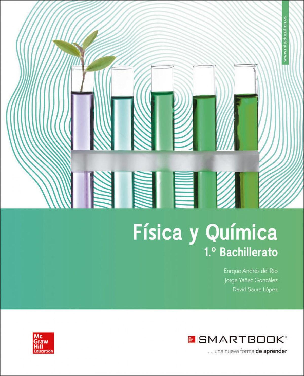 FÍSICA Y QUÍMICA 1o.BACHILLERATO (+SMARTBOOK). NOVA 2019 9788448616977