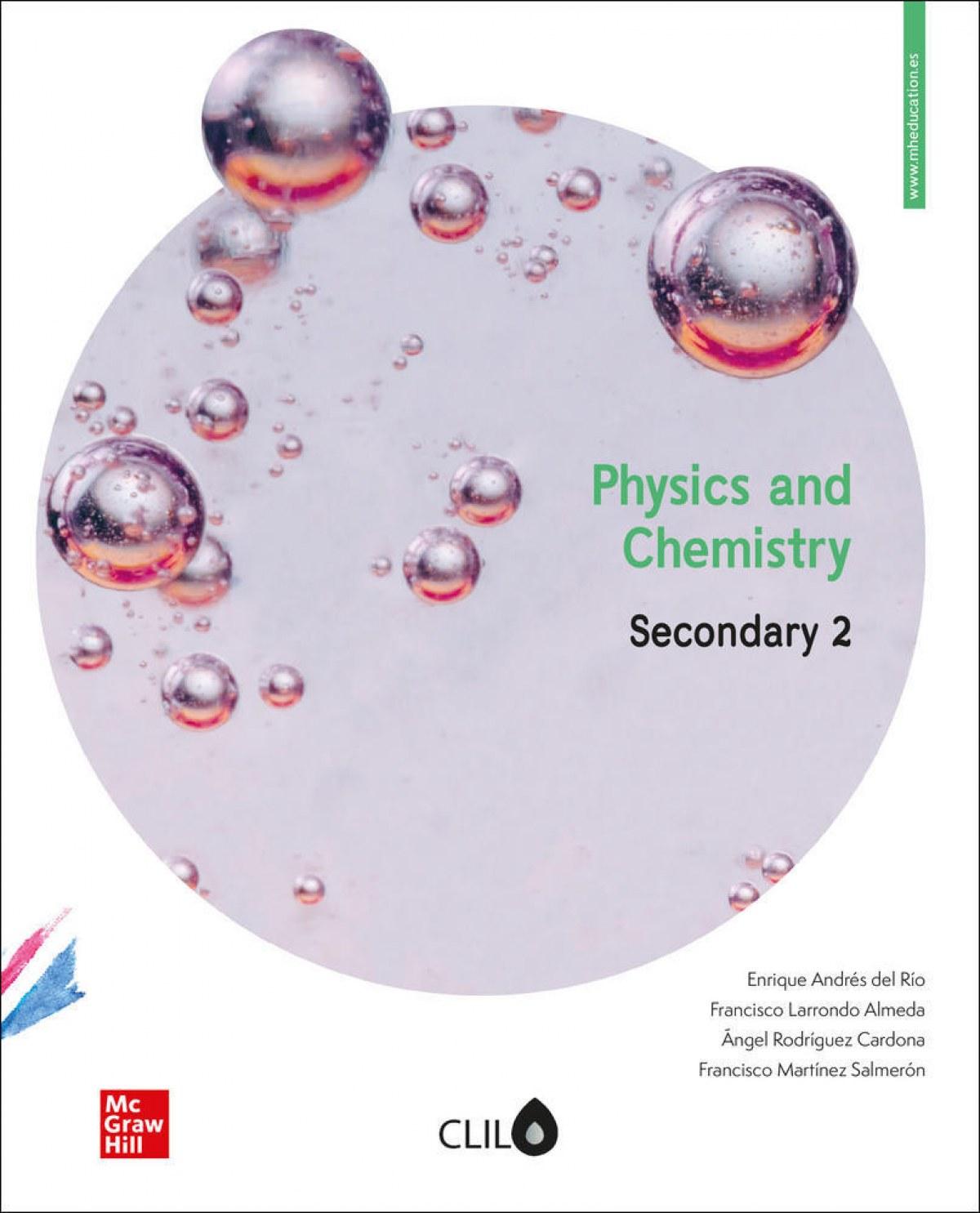 LA Physics and Chemistry 2 ESO