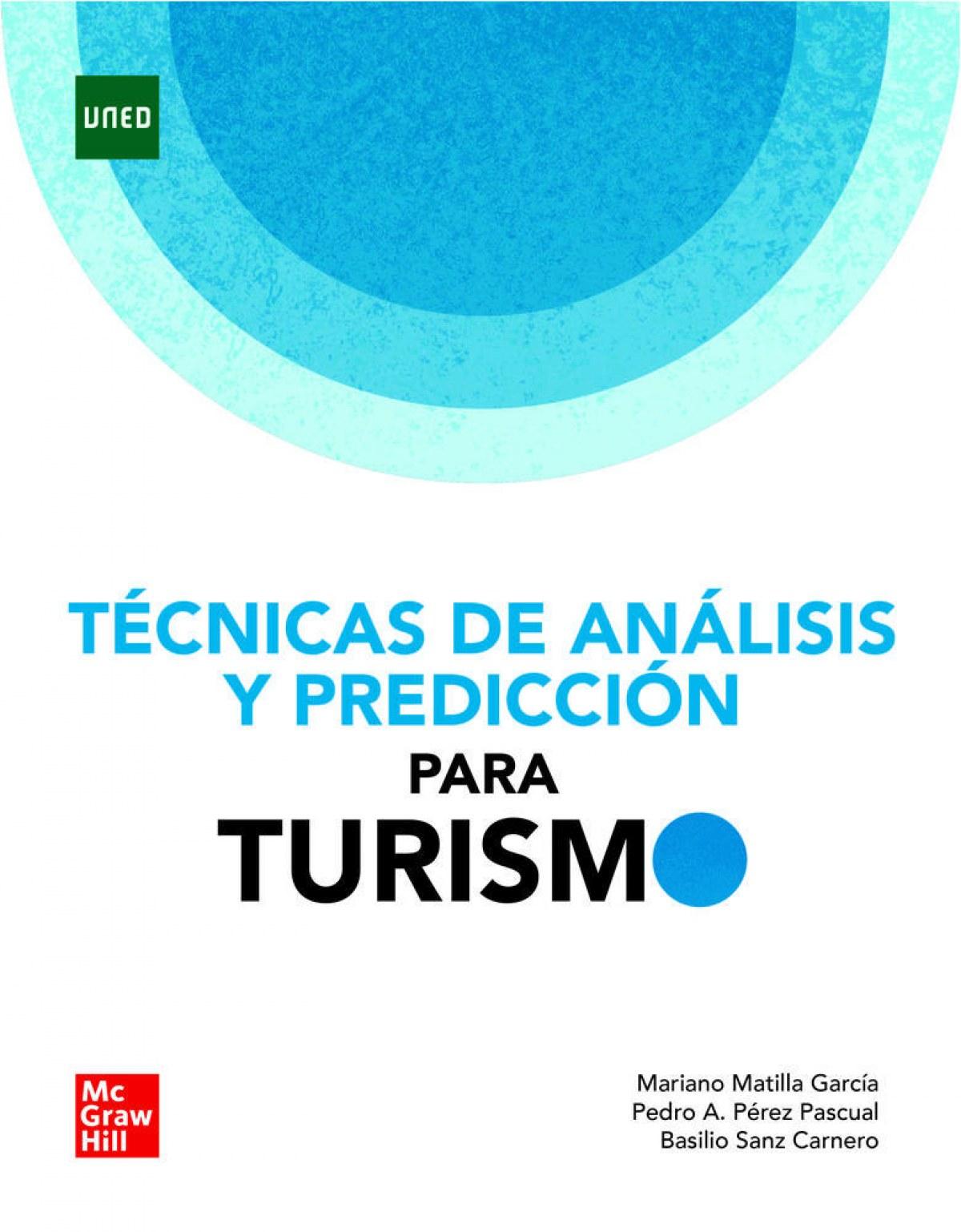 Análisis de datos y predicción para Turismo (pack)
