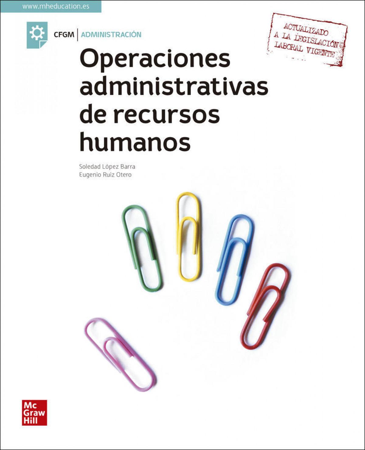 LA Operaciones administrativas de recursos humanos GM