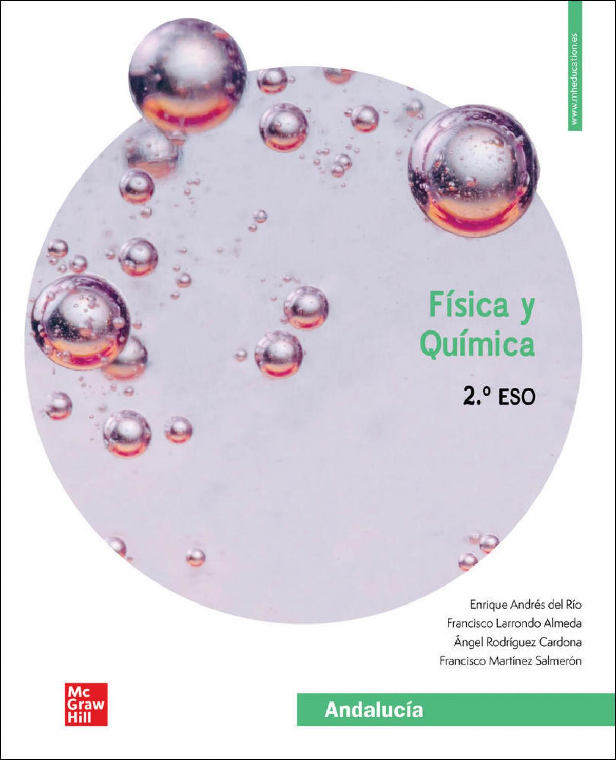LA Fisica y Quimica 2ESO Andalucia
