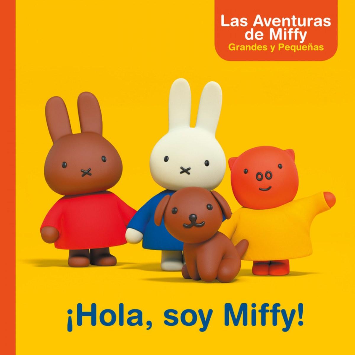 ¡HOLA, SOY MIFFY!