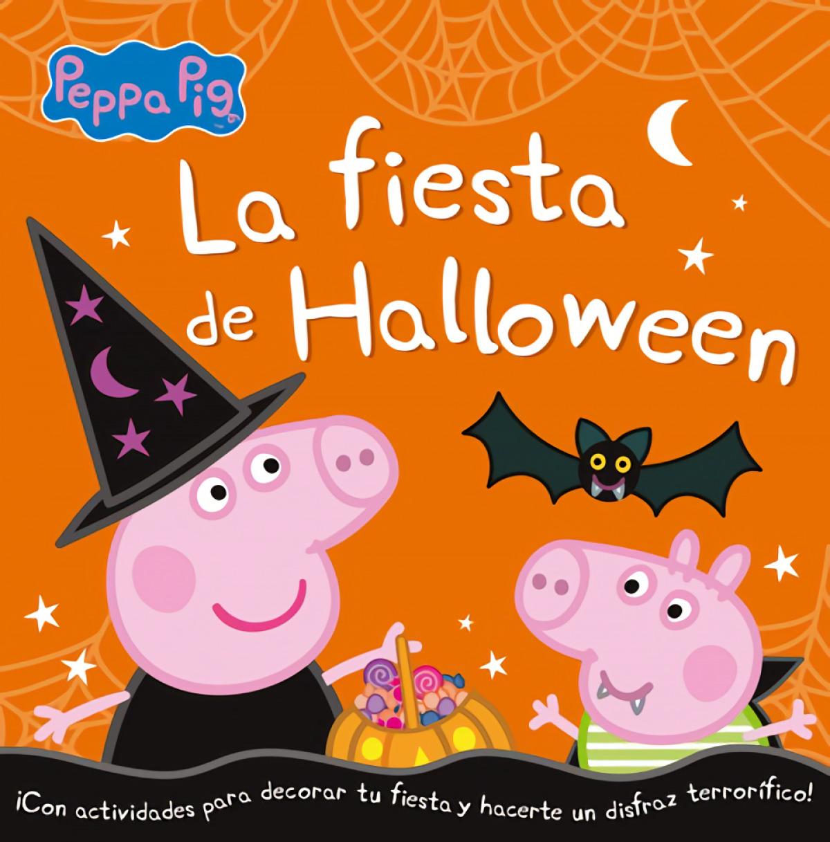 La fiesta de Halloween (Peppa Pig)