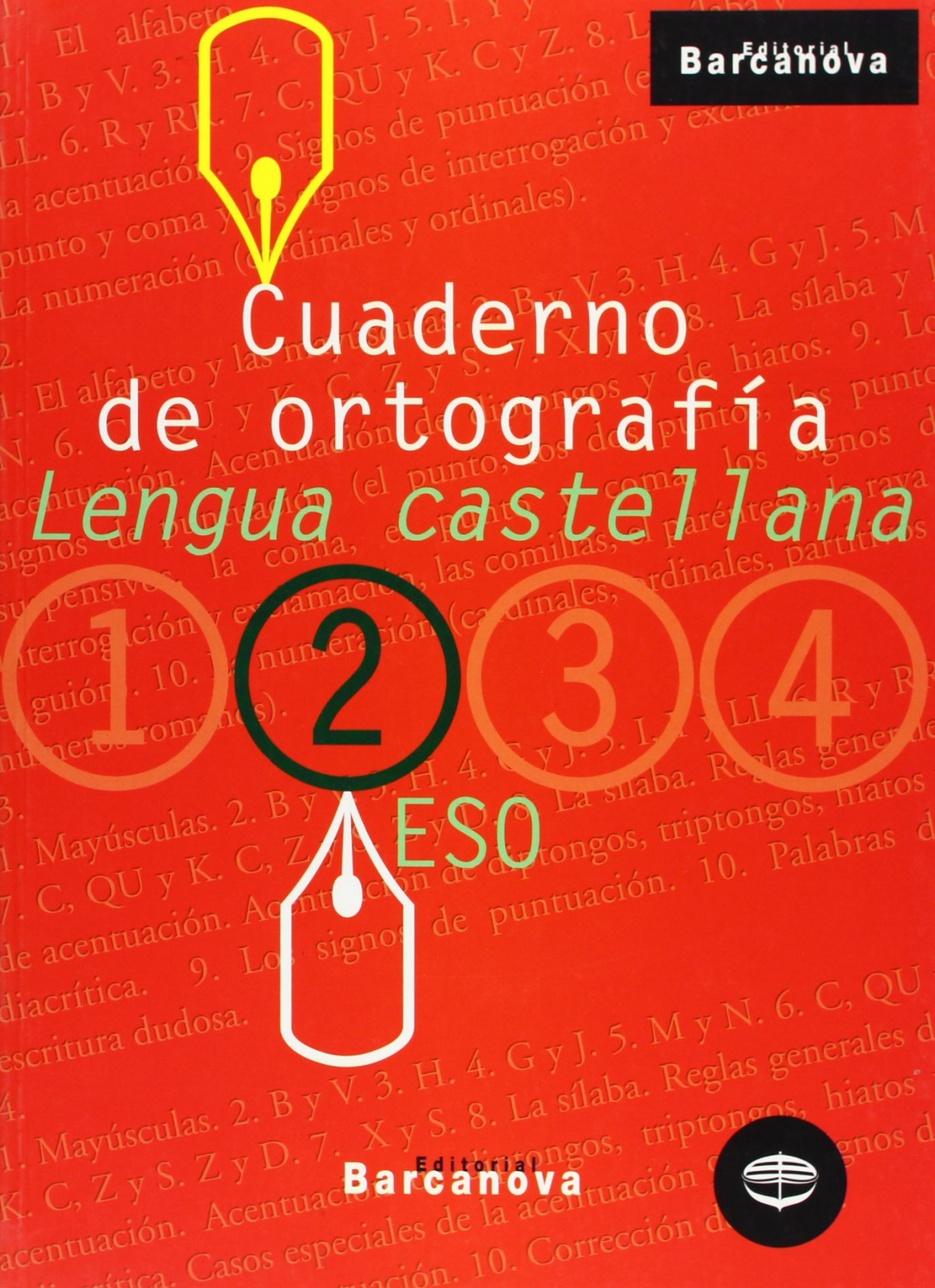 (05).CUADERNO ORTOGRAFIA (2N ESO) LENGUA CASTELLANA