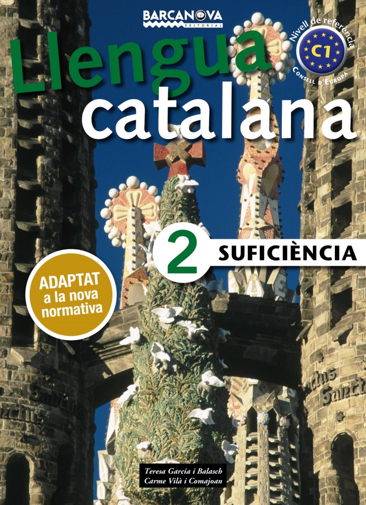 (CAT).SUFICIENCIA 2.LLIBRE.LLENGUA CATALANA ADULTS (C1)