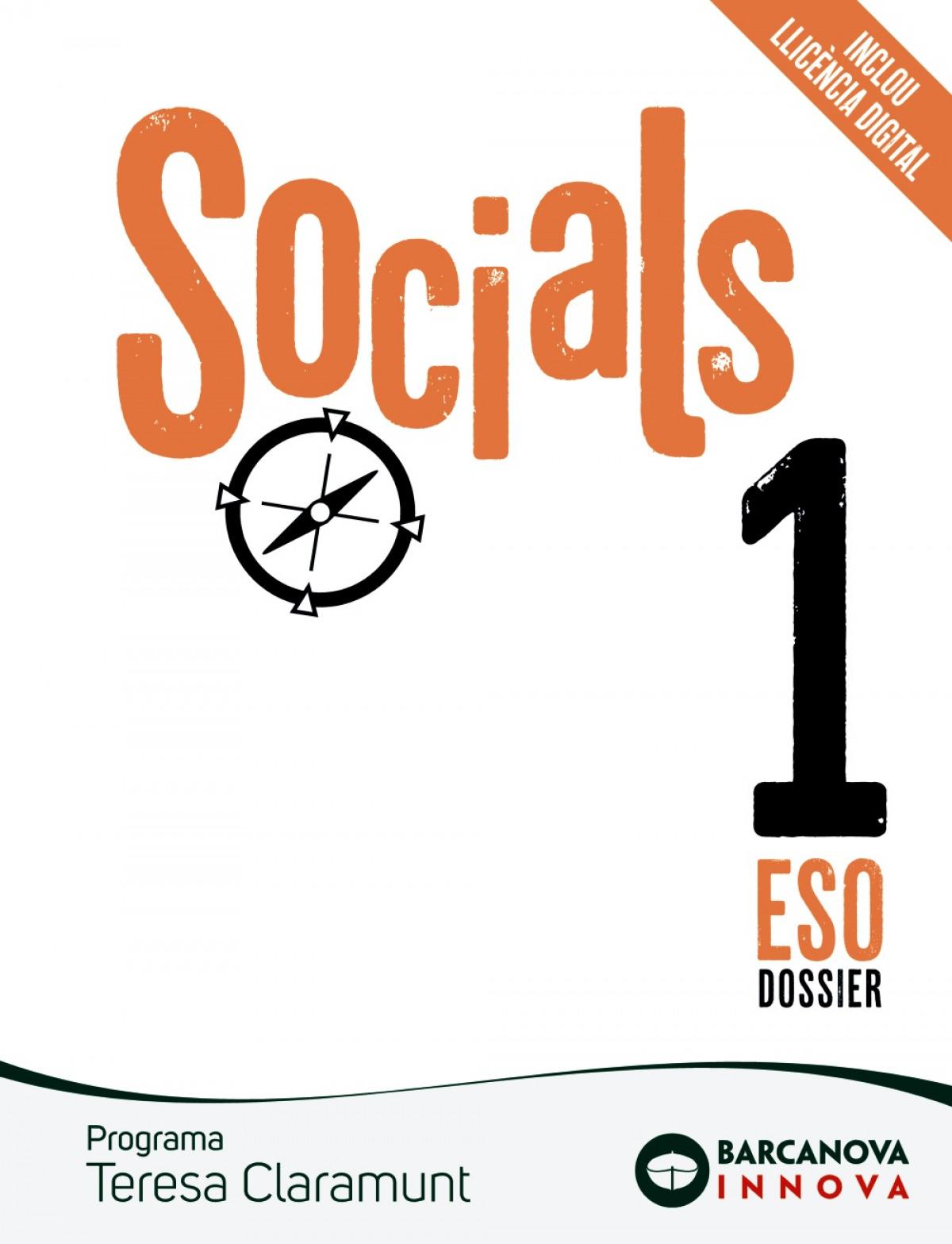 Teresa Claramunt 1 ESO. Socials