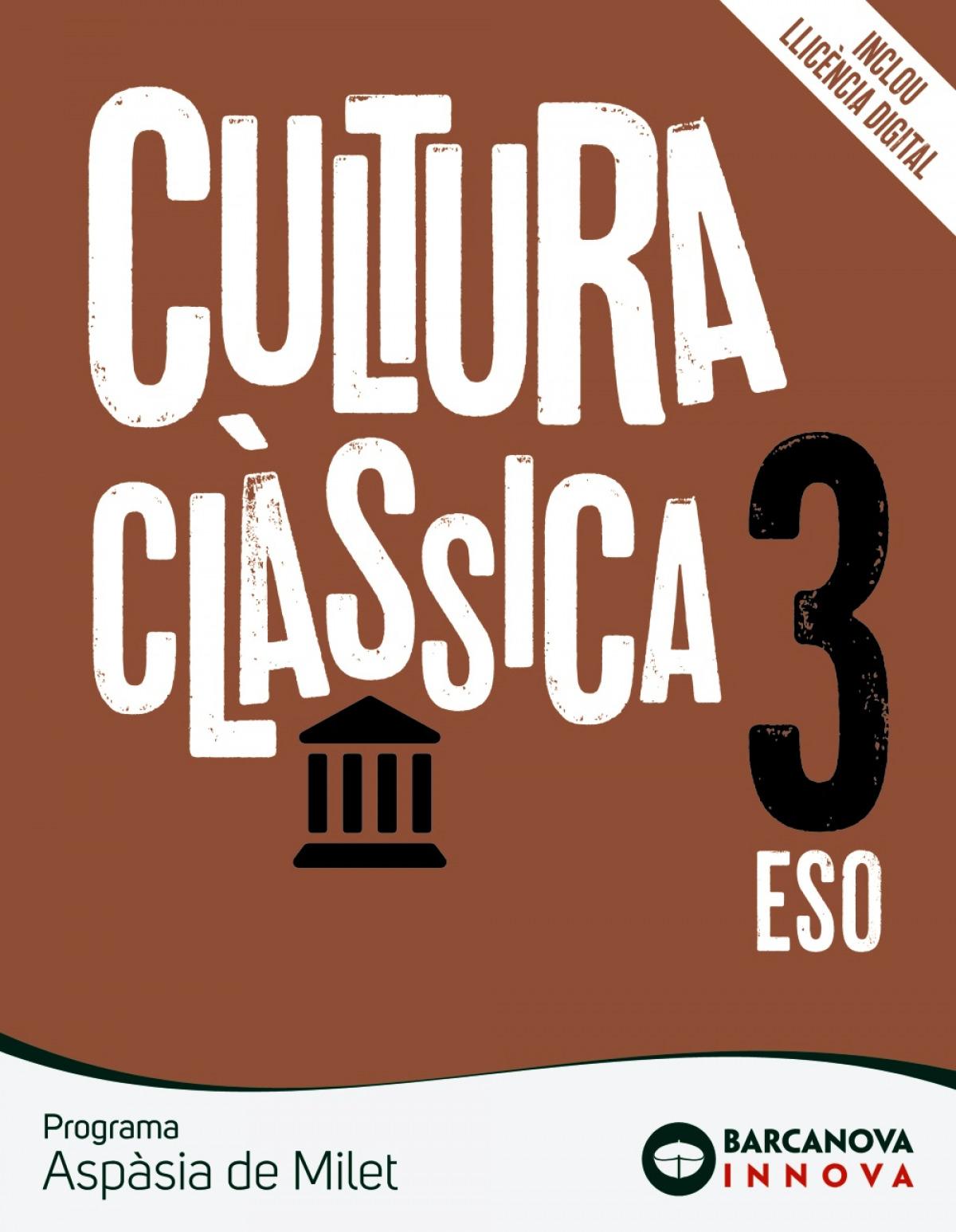 Aspàsia de Milet 3 ESO. Cultura clàssica