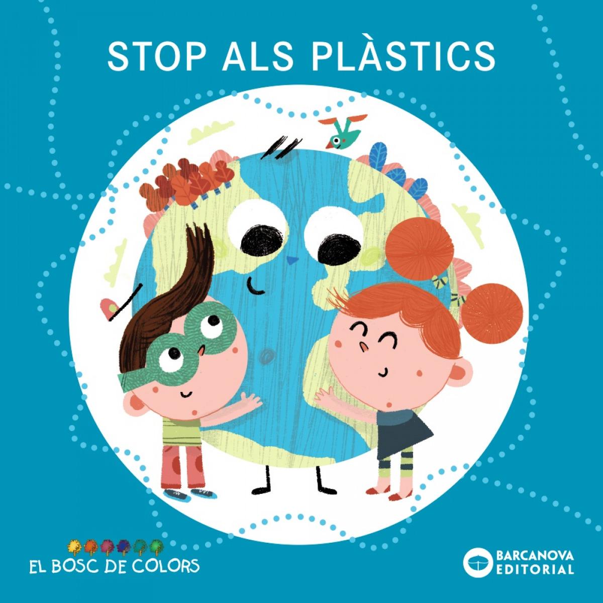Stop als plàstics