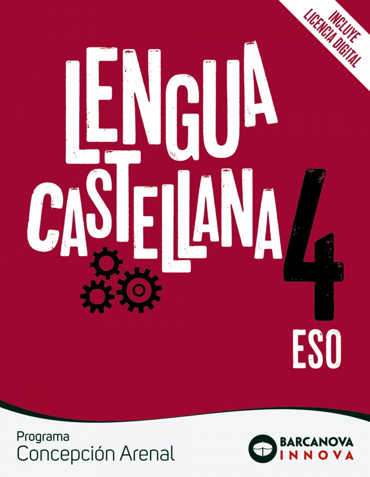 Concepción Arenal 4 ESO. Lengua castellana