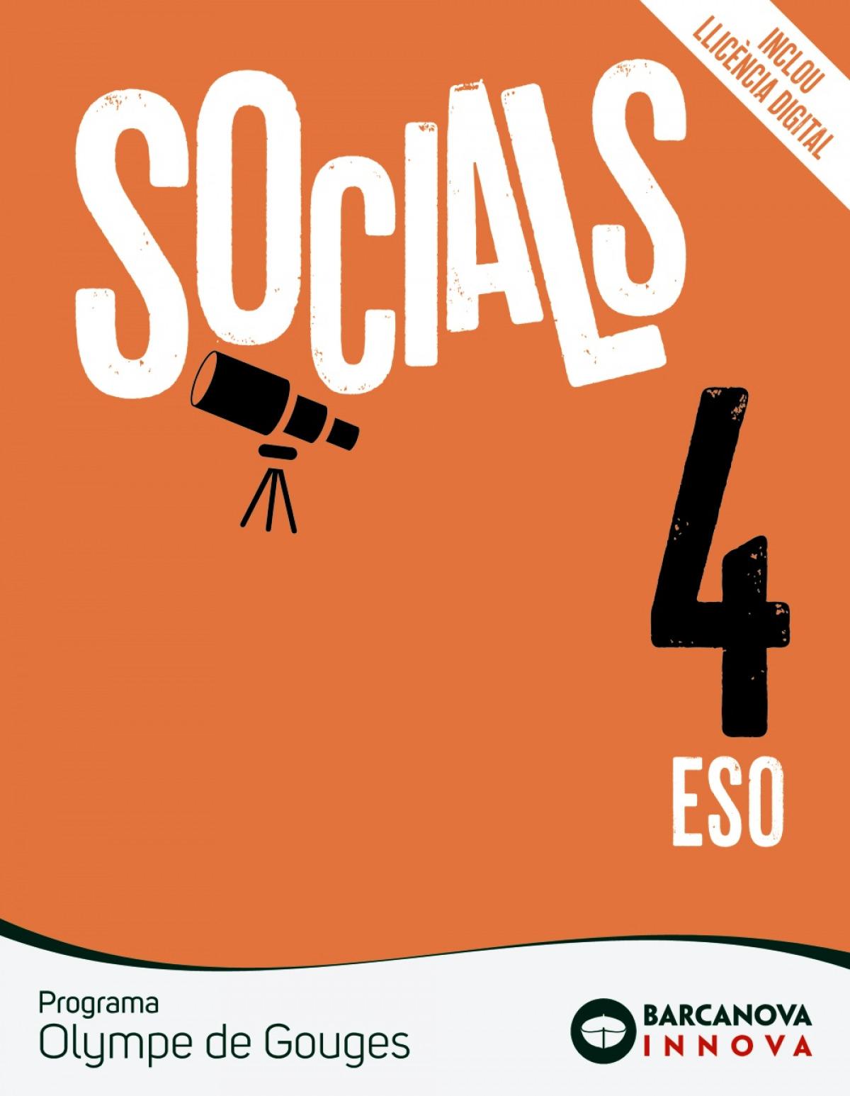 Olympe de Gouges 4 ESO. Socials