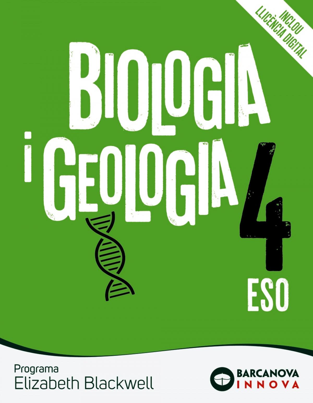 Elizabeth Blackwell 4 ESO. Biologia i geologia