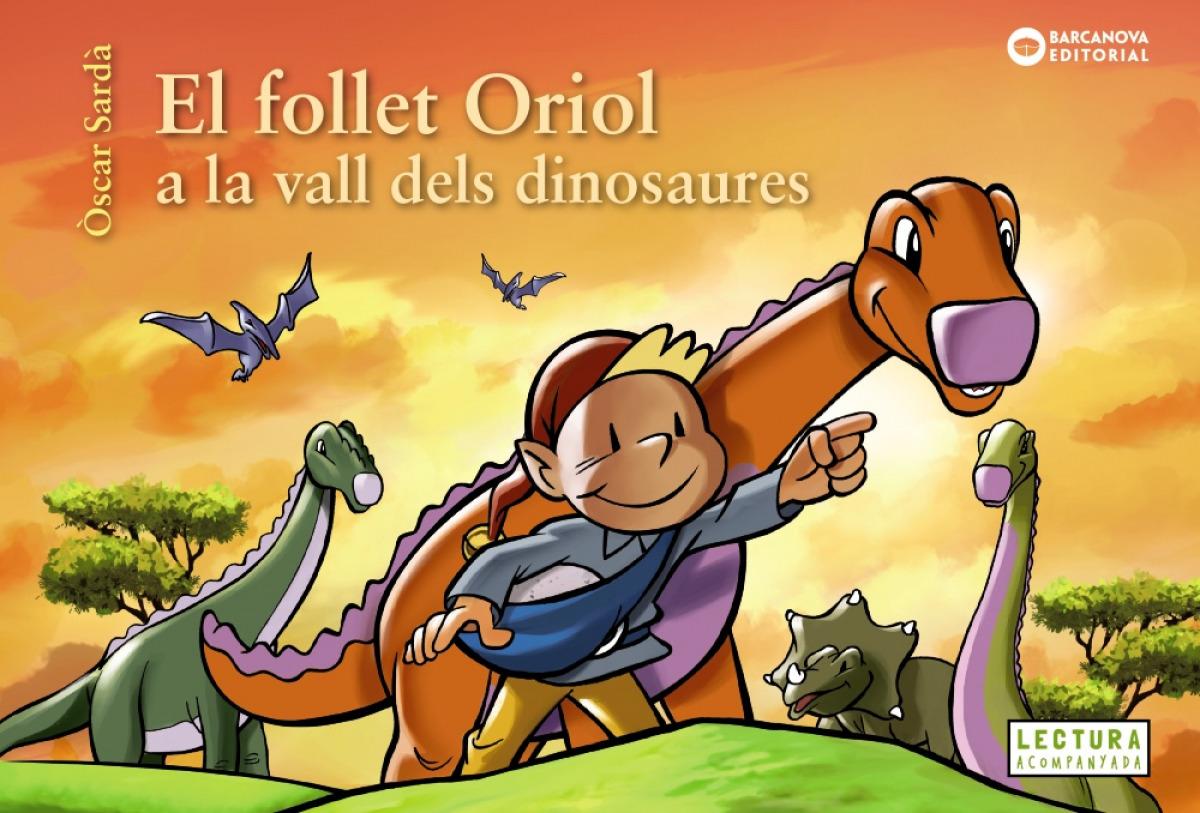 El follet Oriol a la vall dels dinosaures