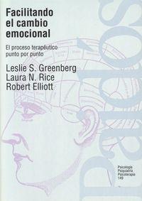 Facilitando el cambio emocional