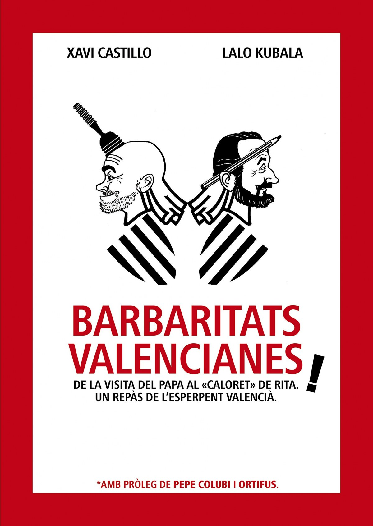 Barbaritats valencianes! 9788460663591