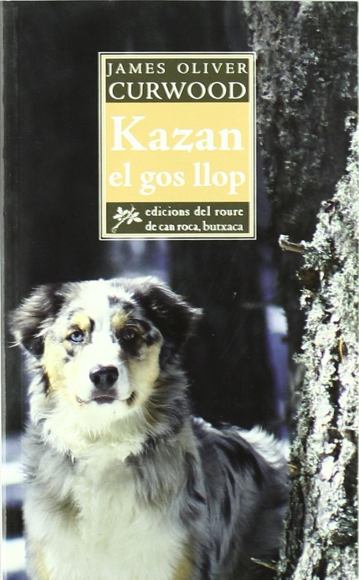 Kazan, el gos llop