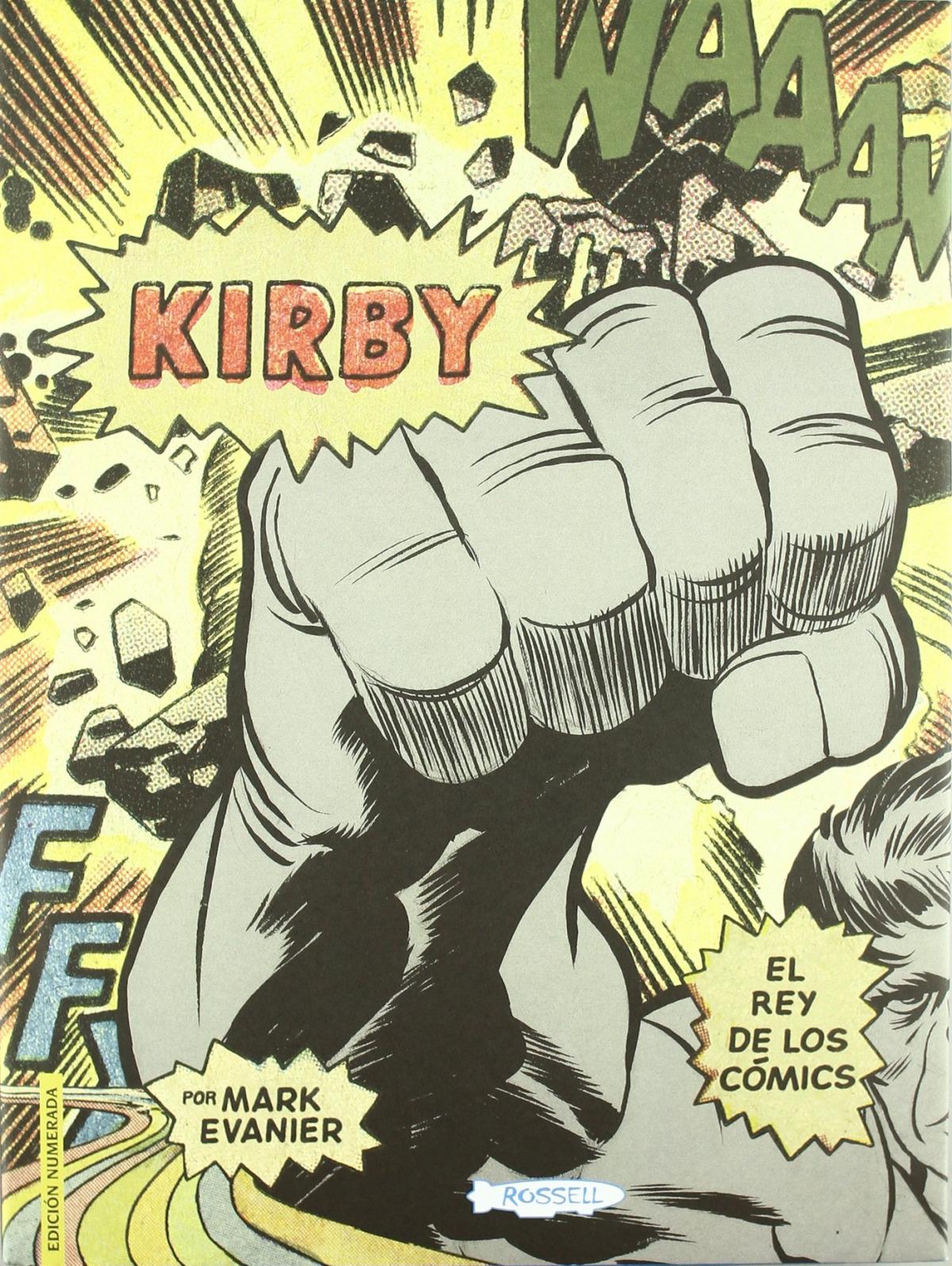 Kirby El Rey Comics