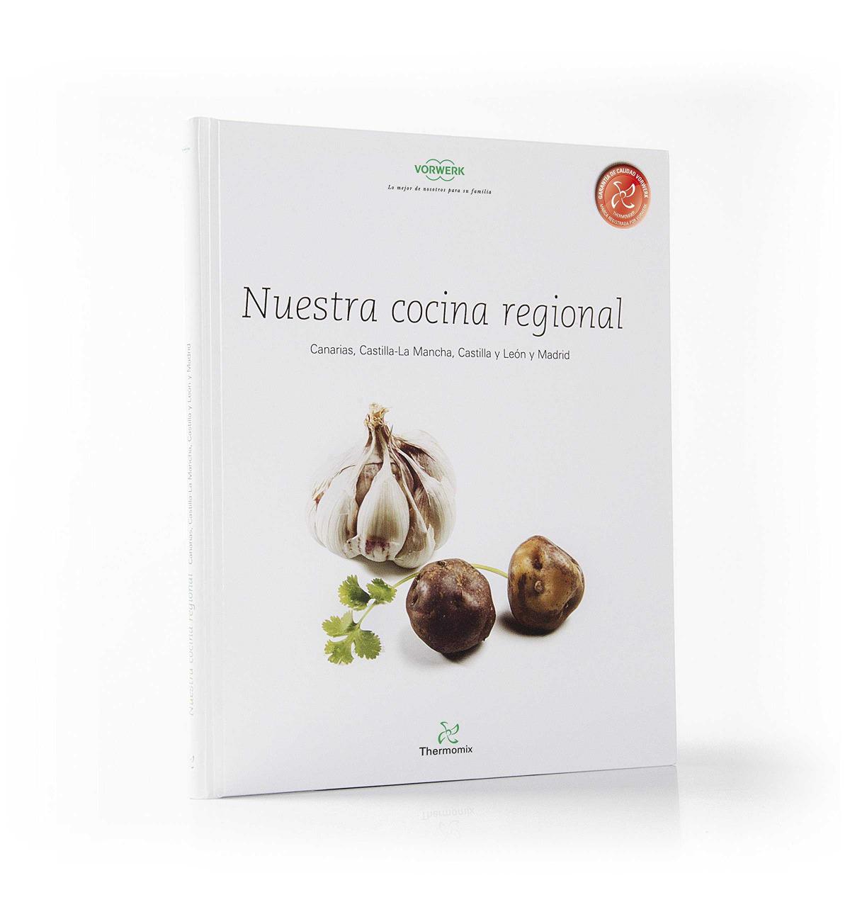 NUESTRA COCINA REGIONAL