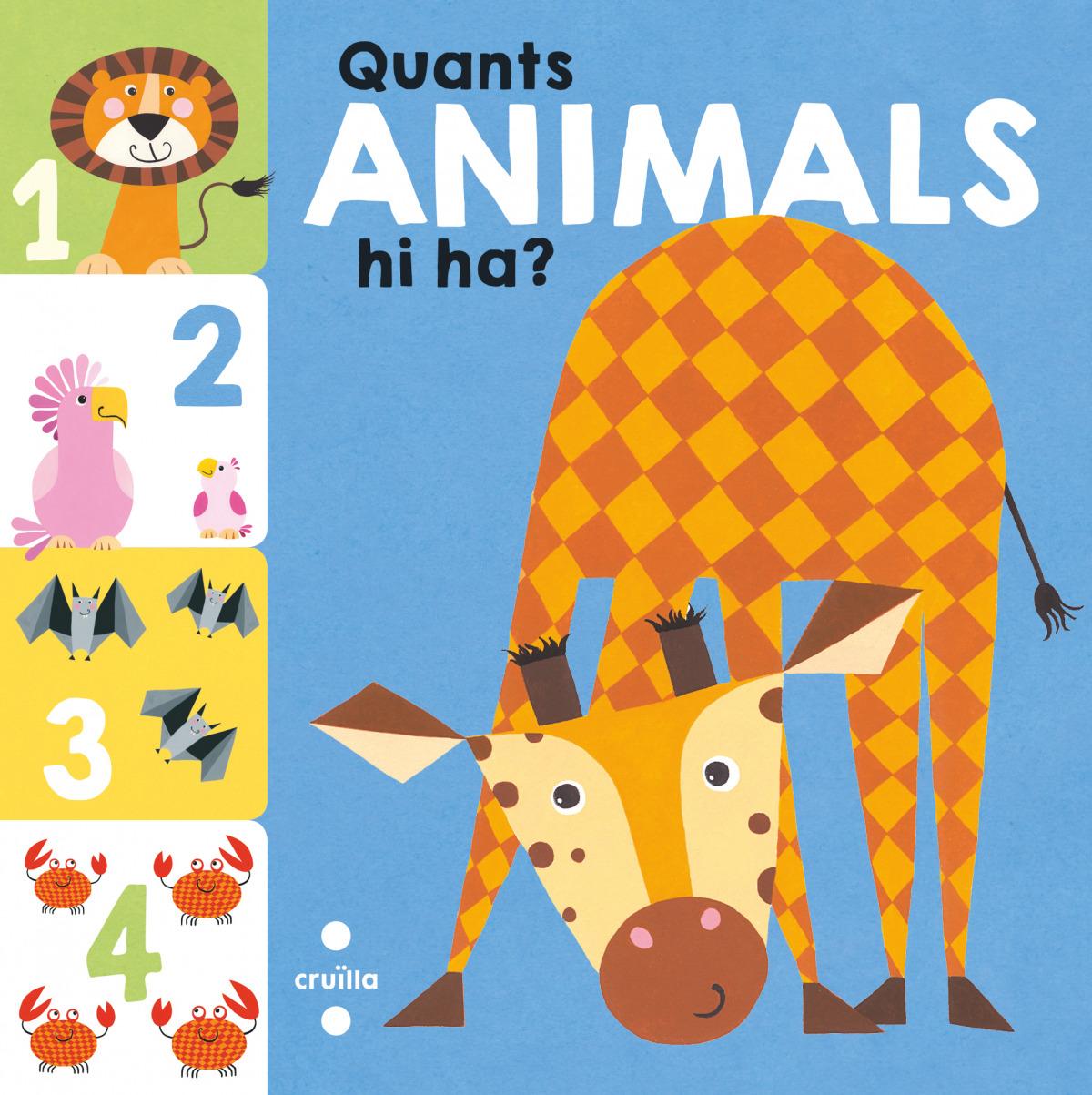 Quants animals hi ha?