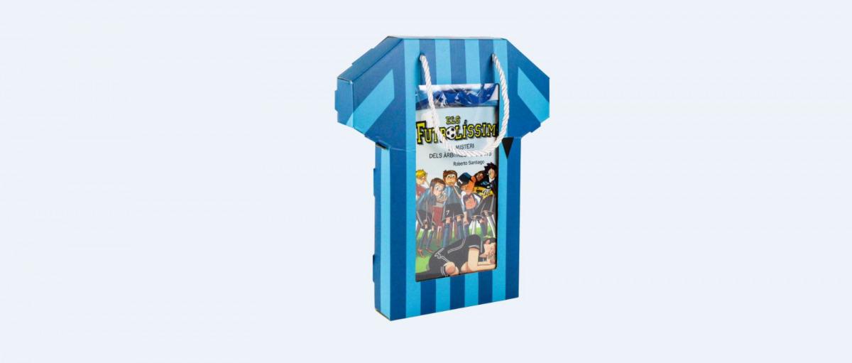 Pack Futbolíssims amb samarreta