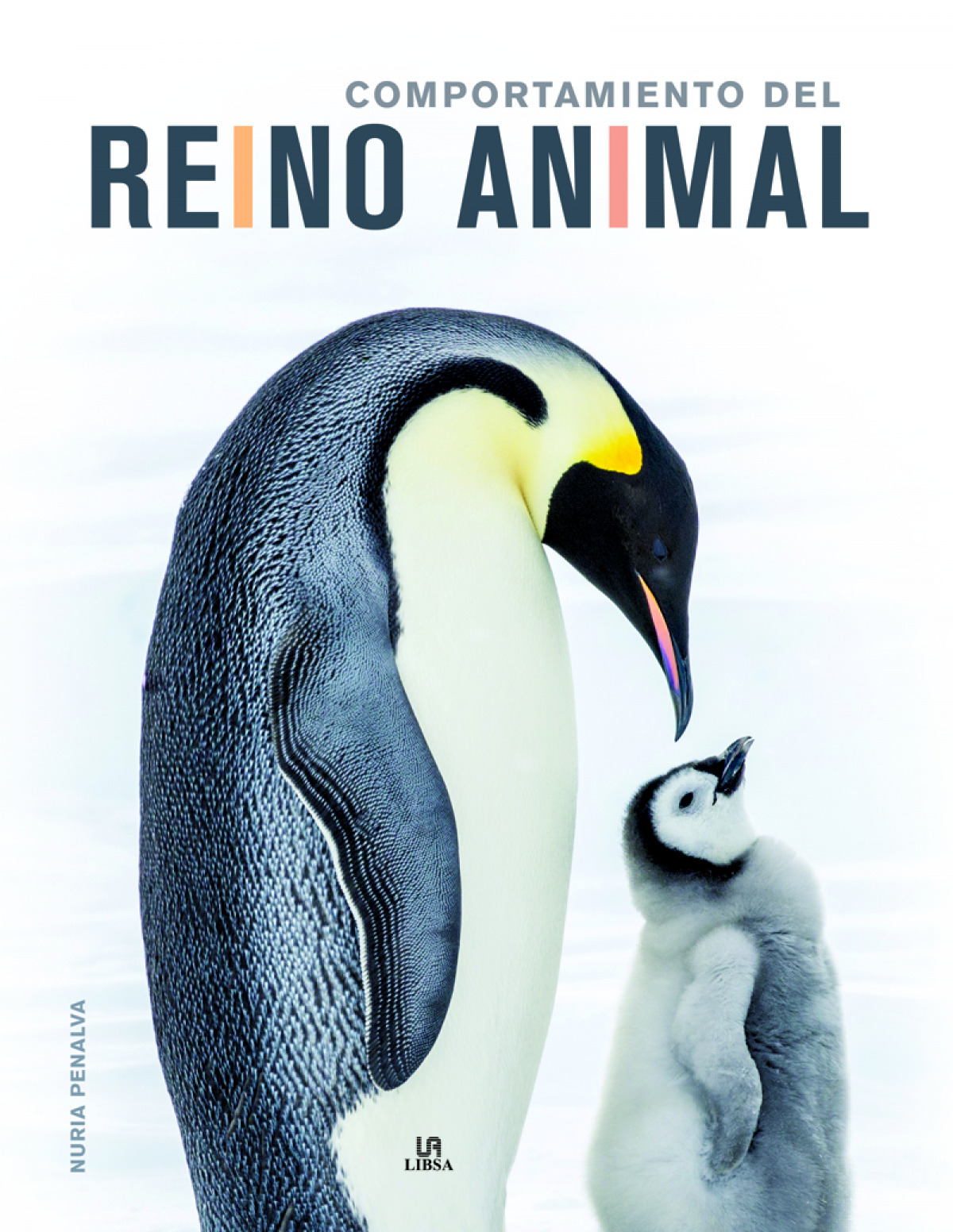 COMPORTAMIENTO DEL REINO ANIMAL 9788466218245