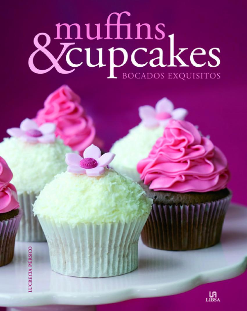 Muffins & cupcakes.bocados exquisitos