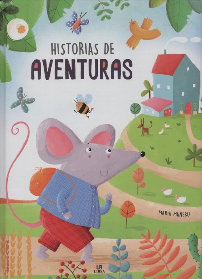 HISTORIAS DE AVENTURAS 9788466227858